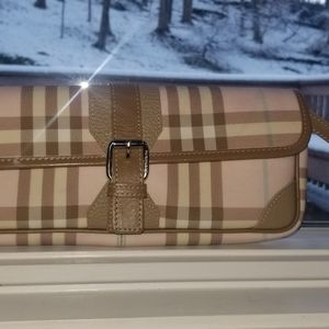 Burberry Pink Pouch